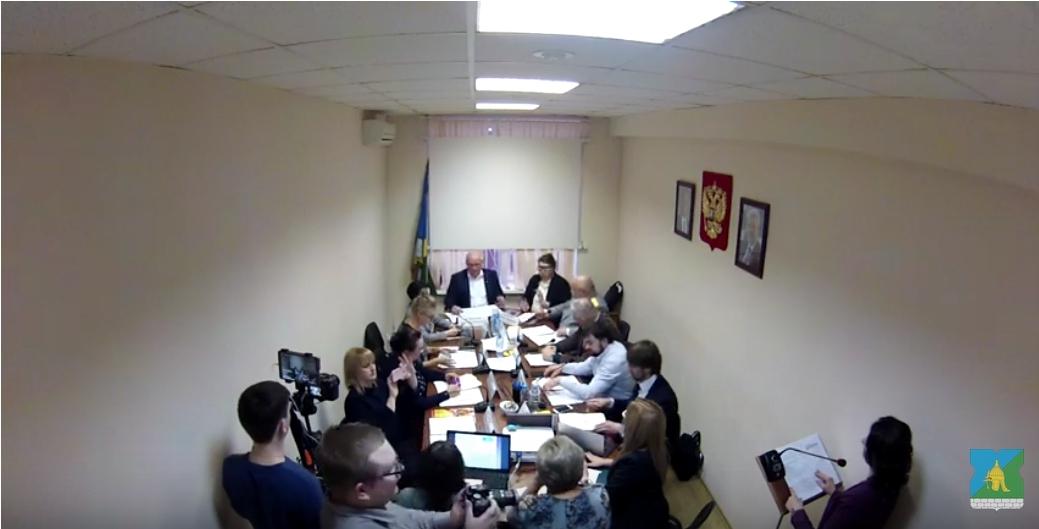 Видеозапись очередного заседания Совета депутатов 20.02.2019